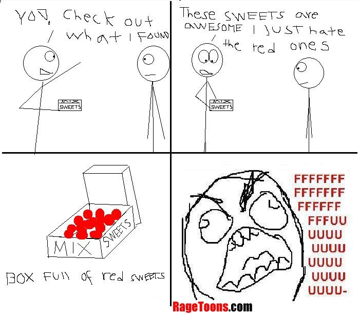 Sweets Rage