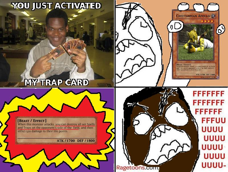 CCG Trap Card Rage