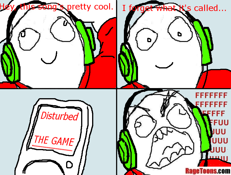 The Game Song Rage