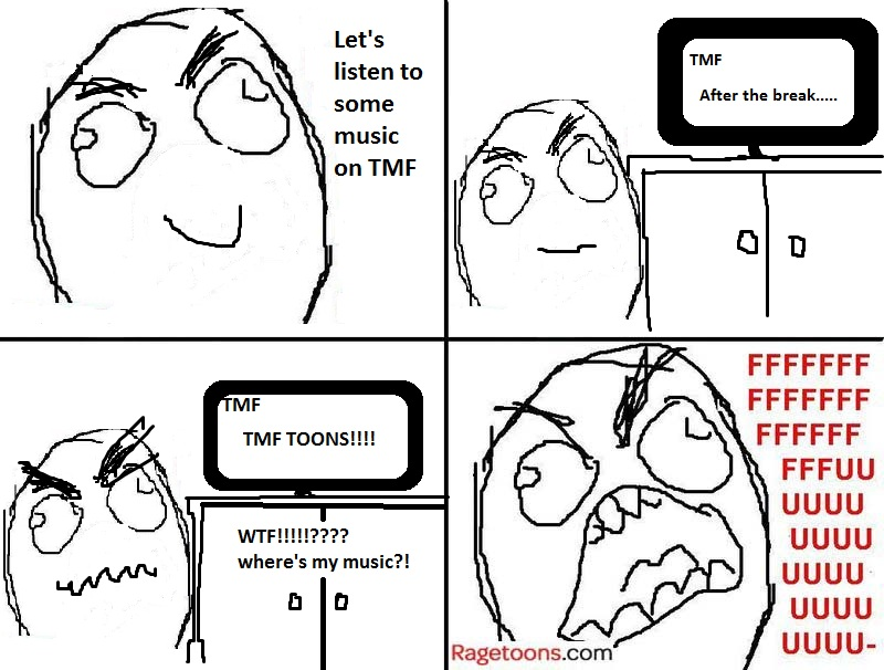 Music Tv Rage