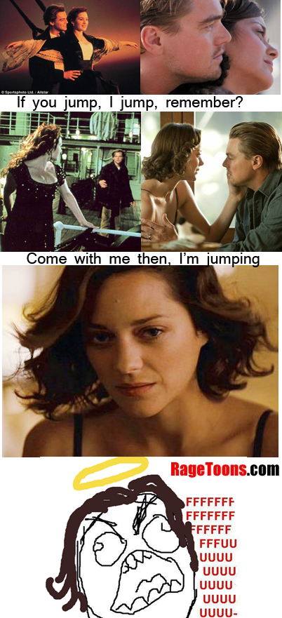 You Jump I Jump Inception Rage
