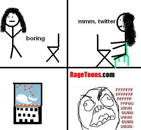 Boring Twitter Outage Rage