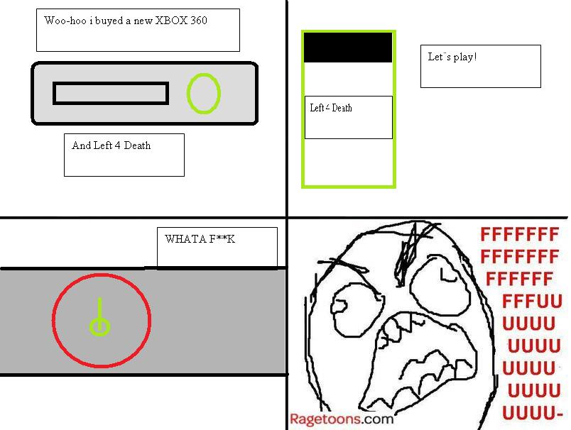 New Xbox Error Rage