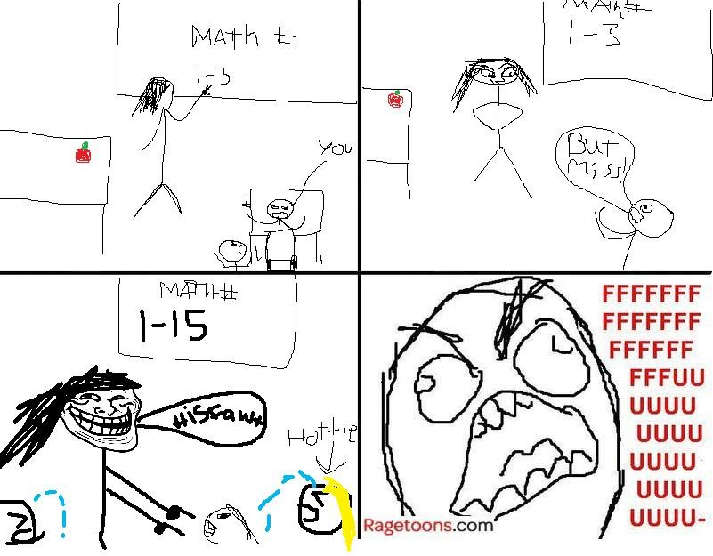 More Maths Rage
